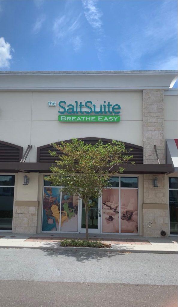 The Salt Suite Seminole Door 2